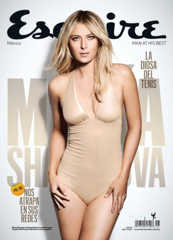 maria-sharapova-esquire-magazine-cover