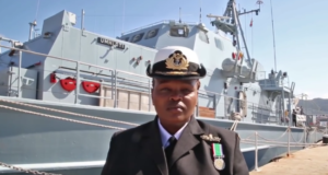 She Made History By Becoming The 1st African Woman To Captain A South African Navy Ship