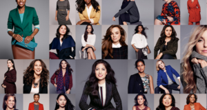 Clothing Brand The Limited Feat. 60 Girl Bosses In 'The New Look Of Leadership' Campaign