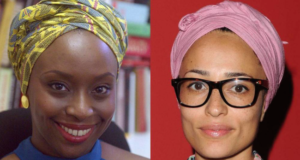 Authors Chimamanda Ngozi Adichie & Zadie Smith Talk About Feminism, Race & Writing
