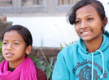 These 2 Nepalese Girls Organized A Charity Race To Champion The Cause Of Equality