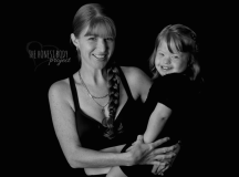 "Beautiful Photo Series ""Defined By Our Hearts"" Captures Moms With Their Special Needs Kids"