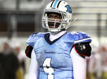 High School Footballer Urges Male Athletes To Join The Fight Against Sexual Violence