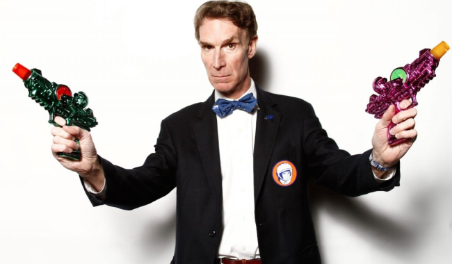 Asexual reproduction bill nye videos