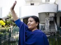 Women's Rights Champion Bidhya Devi Bhandari Elected As Nepal's 1st Female President