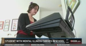 This Woman Is Talking Openly About Her Mental Illness In Order To Break Down Stigma