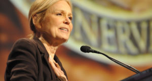 Activist & Author Gloria Steinem On Playboy, Planned Parenthood & The Patriarchy