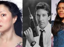 FEMINIST CONVERSATIONS: Comedian Margaret Cho, Actor Tim Allen & Bond Girl Naomie Harris