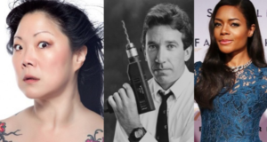 FEMINIST CONVERSATIONS: Comedian Margaret Cho, Actor Tim Allen & Bond Girl Naomie Harris
