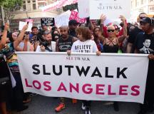 How Feminist Amber Rose's SlutWalk Just Stepped Up The Fight Against Slut-Shaming