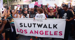 How Feminist Amber Rose's SlutWalk Just Stepped Up The Fight Against Slut-Shaming