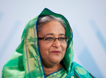 Bangladesh Prime Minister Sheikh Hasina Says Female Empowerment Is The Key To Development
