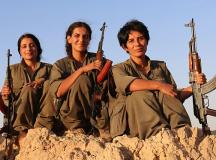 Trio Of Female Turkish Soldiers Is Fighting ISIS To Protect Women & Children In Kurdistan