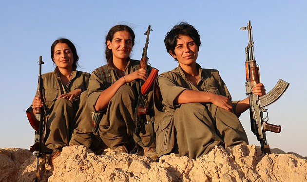 female-soldiers-fighting-ISIS