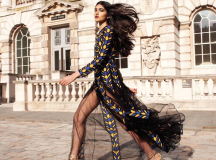 Burberry's 1st Indian Model Neelam Gill Talks Racism, Fashion & Being Paid More Than Men