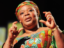 Liberian Nobel Laureate Leymah Gbowee On Planned Parenthood, Power & Faith