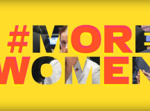 ELLE UK's 'More Women' Campaign A Stark Reminder Of How Far We Have To Go To Reach Equality