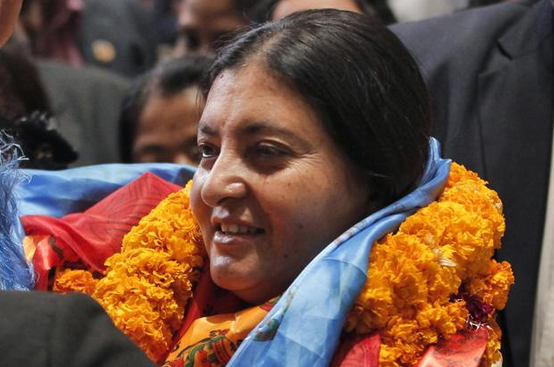 Bidhya-Devi-Bhandari-nepal-president