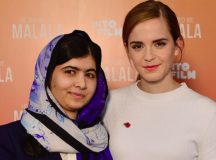 Emma Watson Interviewed Malala About Her Film, Her Father, & Her Thoughts On Feminism