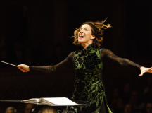 Mexican Conductor Alondra de la Parra Makes History In The Classical Music Industry