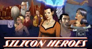New Graphic Novel 'Silicon Heroes' Created To Inspire The Next Generation Of Entrepreneurs