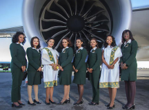 Ethiopian Airlines Makes History By Operating All-Female Crew To Promote Women's Empowerment