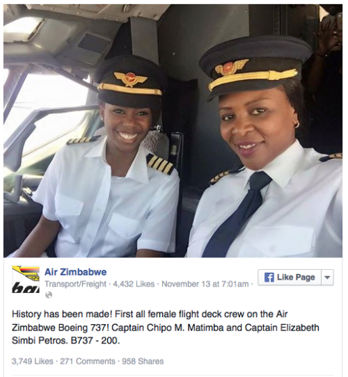 air-zimbabwe-all-female-crew