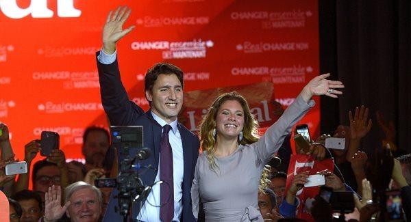 justin-Trudeau-sophie-gregoire