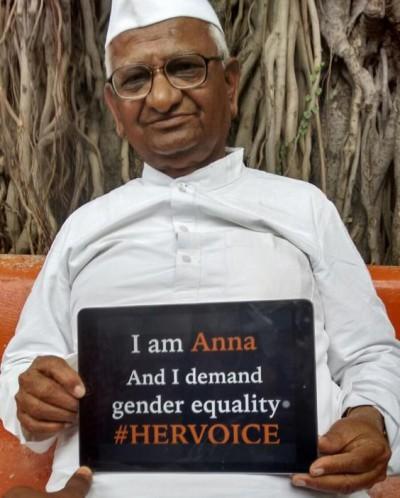 Anna-Hazare-her-voice-campaign