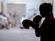 Pakistan's 1st All-Female Boxing Club Is Giving Girls A Fighting Chance Against Gender Stereotypes