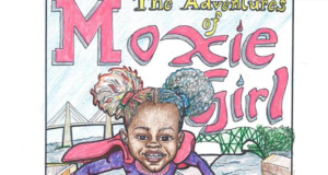 'The Adventures Of Moxie Girl' – A Comic Book About A Young Black Girl With A Magical Afro