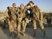 In An Historic Move The Pentagon Opens Up All Military Combat Roles For Women