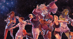 ESPN Teams Up With Marvel To Re-Imagine Female Athletes As Superheroes