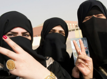 Saudi Arabia Makes History By Finally Allowing Women To Vote & Become Elected Leaders