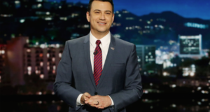 The Secret To Jimmy Kimmel's Late Night TV Success? His Staff Of Working Moms