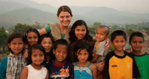 New Jersey Woman Maggie Doyne Left Her Life Of Privilege To Move To Nepal & Adopt 51 Children