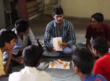 This Non-Profit Works To Break The Cycle Of Misogyny By Teaching Boys In India About Equality