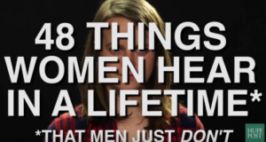 This Video Lists The Subtle Sexist Messages Women Of All Ages Face On A Daily Basis