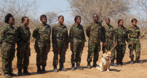 All-Female Anti-Poaching Unit Black Mambas Stopping The Killing Of Endangered Species In South Africa
