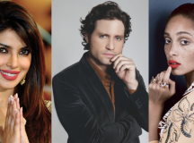 FEMINIST CONVERSATIONS: Priyanka Chopra, Edgar Ramirez, & Model Adwoa Aboah