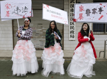 China Takes A Huge Step Forward By Passing Its First Anti Domestic Violence Law