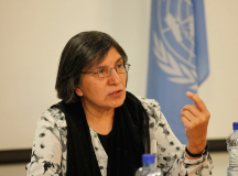 UN Spokeswoman Calls For Int'l Treaty Condemning Gender Violence To Keep Countries Accountable
