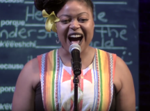 """This Slam Poetry Performance Piece """"Black Feminist"""" Emphasizes The Need For Intersectionality"""