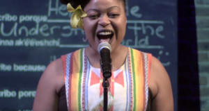 "This Slam Poetry Performance Piece ""Black Feminist"" Emphasizes The Need For Intersectionality"