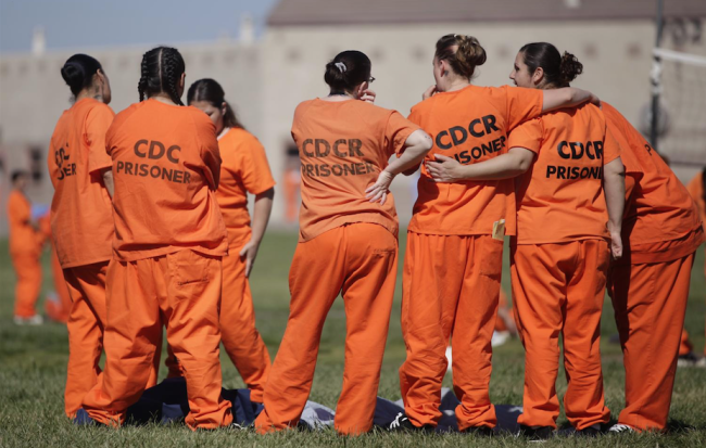 This Clothing Brand Employs Former Inmates From The Largest Women's Prison In The US