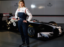Trailblazing Formula One Test Driver Susie Wolff Launches Initiative To Steer Female Talent Onto The Race Track