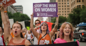 Men's Voices Dominating Media Coverage Of Reproductive Rights Is A Huge Problem. Here's Why…