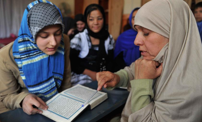 Championed By First Lady Rula Ghani, Afghanistan Is Set To Open Its First Women's University