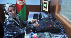 This Radio Station In Afghanistan Is Determined To Be A Platform For Women's Rights, Despite Taliban Attacks