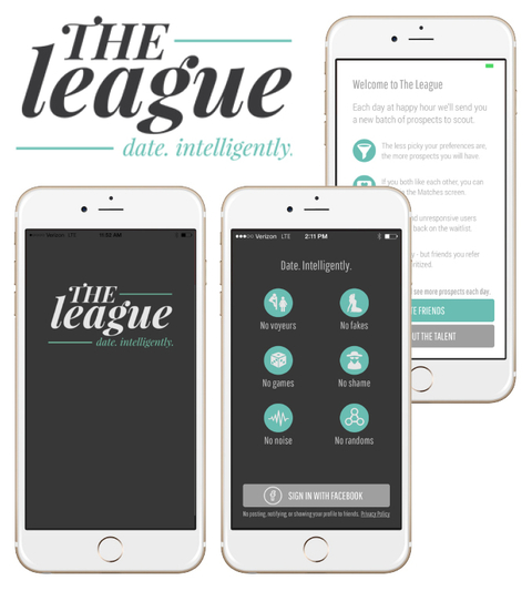 The-League-dating-app